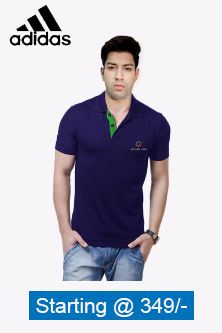 adidas polo t shirts online shopping