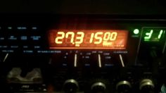 Anytone AT 5555 on 11m CB band FM