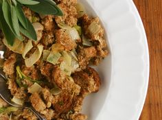 From our blog: Savory Sprouted-Grain Stuffing -- Skip the boxed stuff. Make this easy yet traditional stuffing with savory, metabolism-boosting spices.