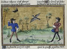 Henri de Ferrières, Les Livres du roy Modus et de la royne Ratio 111 by peacay, via Flickr