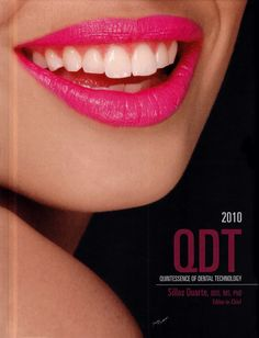 Title: Quintessence of Dental Technology Editor: Silas Duarte Jr. Publisher: Quintessence Publishing ISSN: 0896-6532 ISBN: 978-0-86715-375-0 Year: 2010 http://www.quintpub.com/display_detail.php3?psku=J0621#.Unaqj5E6JFw