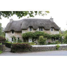 Old thatched cottage #merthyrmawr