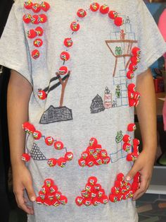 100+days+of+school+shirt | 100 Days of School' Activities | Acorns to Oaks: Art at Shady Oak