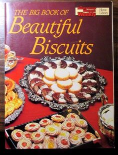 Women's Weekly - The Big Book of Beautiful Biscuits - SC -Used  LIKE NEW