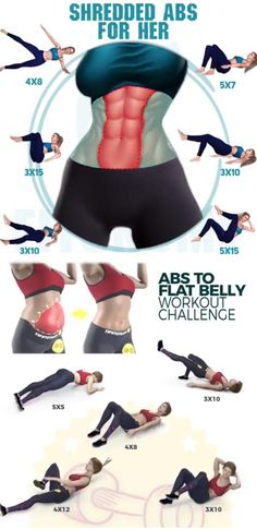 Lose Belly Pooch Workout Challenge ✅ Give yourself the gift of a flat tummy with this 12 Days of Fitness Lose Belly Fat Challenge! This Challenge is great for slimming the waistline during the busy holiday season or ANY time of the year If - # Fitness Workouts, Fitness Herausforderungen, Fun Workouts, Fitness Motivation, Health Fitness, Abdo Workout, Workout Hiit, Workout Bauch, Belly Pooch Workout
