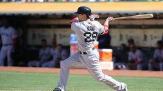 Boston Red Sox Daniel Nava