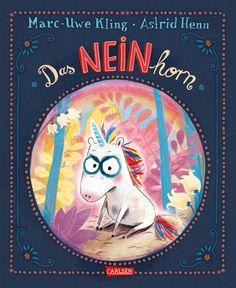The NEINhorn by Marc-Uwe Kling – children's book detectives - Buch Marc Uwe Kling, Ems, Illustrator, Importance Of Library, Apple Books, Detective, Book Lovers, Horns, Childrens Books