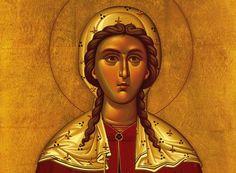 Αγία Κυριακή: Αγία της Χριστιανοσύνης, η μνήμη της οποίας γιορτάζεται στις 7 Ιουλίου.