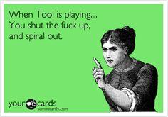There is no 'I' in team but there is a 'U' in cunt. So don't be a jealous cunt ok? Tool Lyrics, Music Lyrics, Music Memes, Music Humor, Funny Music, Tool Music, Tool Tattoo, Maynard James Keenan, I In Team