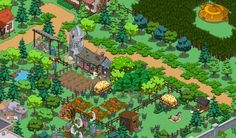 casa della gattara - fattoria cletus - vecchia fattoria dei simpson - pollaio - baracca dei maccheroni