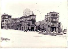 Plaza de América, finales de los 60