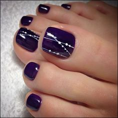 148+ amazing toe nail colors to choose in 2019 - page 18 | homeinspirationss.com