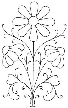 http://www.needlenthread.com/Images/patterns/Hand_Embroidery/Flower_Pattern_Embroidery_01.gif  Pattern & Templates