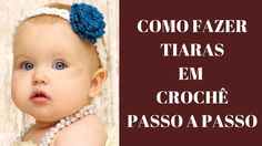 Crochet, Link, Face, Youtube, How To Make Tiara, Everything, Ganchillo, The Face, Crocheting