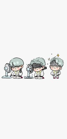 Suga Swag bts fanart yoongi How he fixes his hair! SO CUTEA! Bts Suga, Min Yoongi Bts, Bts Bangtan Boy, Namjoon, Bts Chibi, Bts Gifs, K Wallpaper, Bts Drawings, Bts And Exo