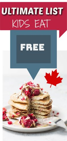 Save Money while eating out at Restaurants with this where can the Kids Eat FREE list for Canada. Canadian Free Stuff, Free Rewards, Get Free Stuff, Menu Planning, Frugal, Saving Money, Good Food, Meals, Restaurants