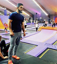#jump #hamburg #sport #lovesport #alwaysfit #fit #motivation #workout #hard #muscle #fun #spaß #kiel #vans