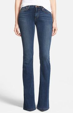 Joe's 'Flawless - Icon' Flare Jeans (Camilla) (Nordstrom Exclusive) available at #Nordstrom