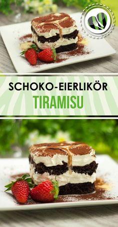 Das low carb Schoko-Eierlikör-Tiramisu ist perfekt für besondere Anlässe. Es ist schön cremig und schmeckt fantastisch. Das Rezept ist zudem auch noch glutenfrei.