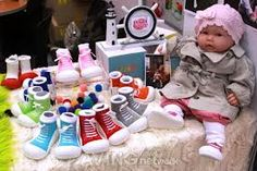 Attipas Functional Toddler Shoes at the Busan Trade Show