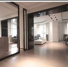 Travaux d'aménagement et décoration d'intérieur