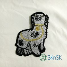 Latest patches5pcs/lot lovely animals embroidered patches stickers iron on clothes applique badges for clothing A2