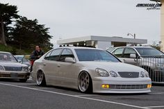 VIP Lexus GS by synth19, via Flickr