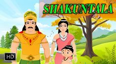 Shakuntala - Short Stories from Mahabharata - Animated Stories for Children