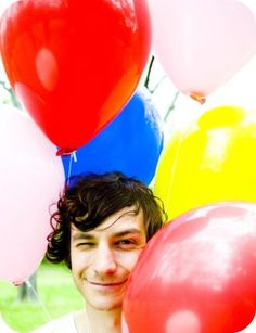 Gotye... His mouth is so weird it's not even funny. It's great.