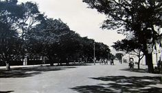 1921 Nathan Road TST view from Carnavon Rd .