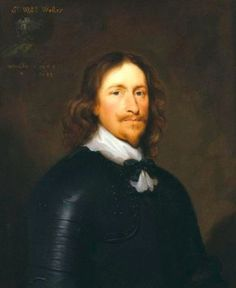 Sir William Waller, Parliamentarian General during the English Civil War.