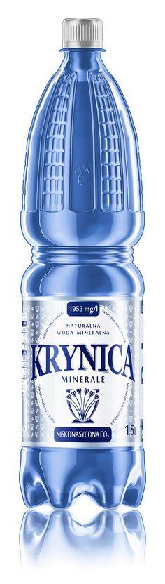 Krynica Minerale on Behance
