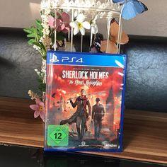 Meine Spiel und Filmwelt: Sherlock Holmes - The Devils Daughter