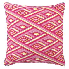Marcella Pillow in Pink