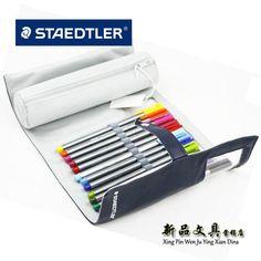 Staedtler Staedtler 334 PC20 - couleur stylos stylo de dessin au crayon avec stylo rideau costume(China (Mainland))