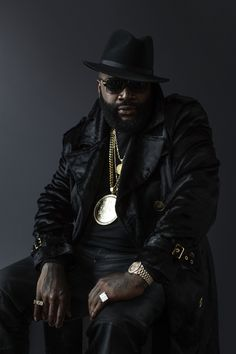 Rick Ross Talks Ghostwriting, Wingstop, Release Dates, And The 'Black Market'