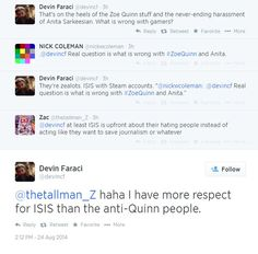 Devin Faraci, Anti-#GamerGate Critic Apologizes For Committing Sexual Assault | One Angry Gamer