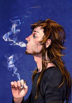 smoulder by littleulvar.deviantart.com on @deviantART