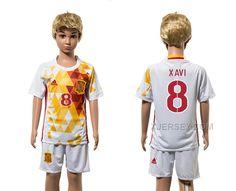 http://www.xjersey.com/spain-8-xavi-away-youth-euro-2016-jersey.html Only$35.00 SPAIN 8 XAVI AWAY YOUTH EURO 2016 JERSEY Free Shipping!