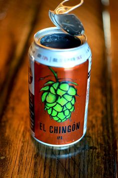 El Chingon can