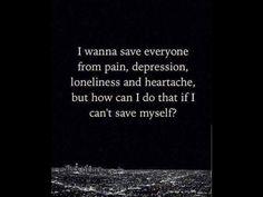 I wanna save everyone