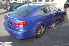 #blue Lexus at #SEMA 2011