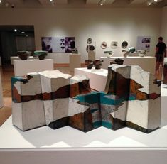 These are just a sample of what I got to see at a retrospective of his work at the ASU Art Museum in Phoenix. I highly recommend checking it out if you are in the area. Beautiful work! Posted…