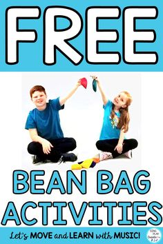 Kids love bean bags! They love to feel them, toss, them, pass, throw and hold them. Get some FREE bean bag activity ideas in this blog post from Sing Play Create. #beanbagactivities, #musiceducation, #movementandmusic, #beanbagmusicgames, #beanbaggames, #singplaycreate