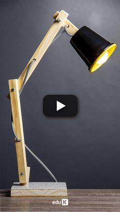 Aprenda com o expert Edu Gomes a confeccionar luminárias cheias de  criatividade e transforme materiais diversos 95da179f99446