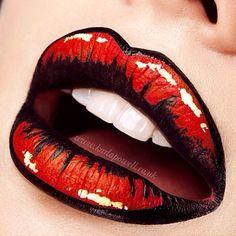 karlapowellmua #cosmetics #makeup #lip
