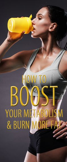 //.Follow these 3 very simple tips to burn more fat, increase your metabolism and overcome your weight loss rut!  Whether you're trying to lose weight, getting rid of your muffin top or just wanting to maintain your slim physique, boosting your metabolism to a higher rate is always a good idea..