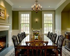 Green Dining Room Colors centsational girl » blog archive olive green - centsational girl