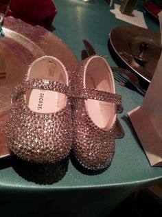 bling flower girl shoes :  wedding bling bridesmaids ceremony crystal diy dress flower girl inspiration jewelry shoes silver 74705 10101090258530642 394902176 N