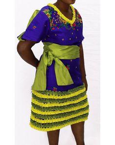 Traditional Tsonga garment